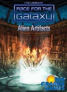 Affiche Race for the Galaxy Extension 4
