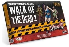 Affiche Zombicide: Walk of the Dead 2