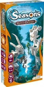 Affiche Seasons: Path of Destiny