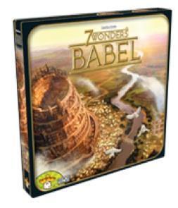 Affiche 7 Wonders Babel