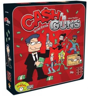 affiche Cash'n Guns: Seconde edition