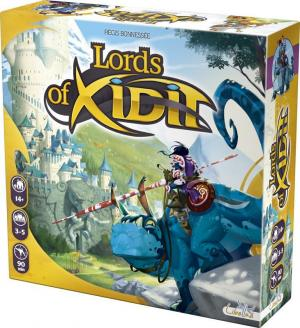 Affiche Lords of Xidit