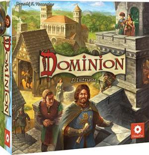 Boite de  Dominion : l' intrigue