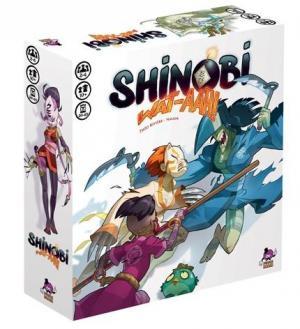 Affiche Shinobi