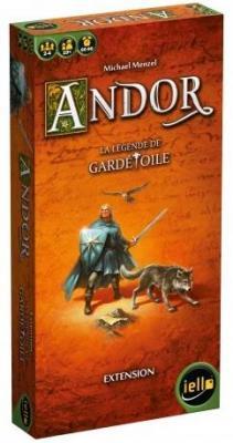 Affiche Andor: La légende de Gardétoile