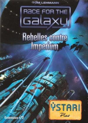 Affiche Race for the Galaxy Extension 2