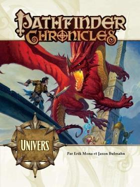 Affiche Pathfinder Chronicles: Atlas