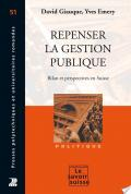 Repenser la gestion publique