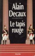 Le tapis rouge