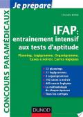 IFAP : entraînement intensif aux tests d'aptitude - Planning, Logigramme, Organigramme
