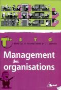 Management des organisations, Tle STG