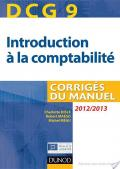 DCG 9 - Introduction à la comptabilité - 2012/2013 - 4e éd.
