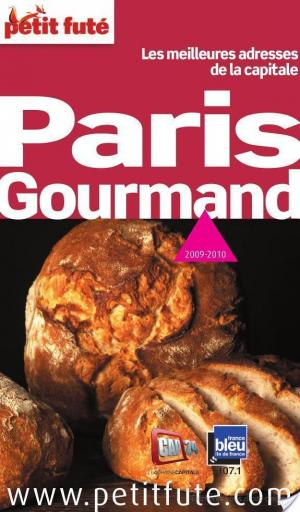 Affiche Paris Gourmand 2009-2010