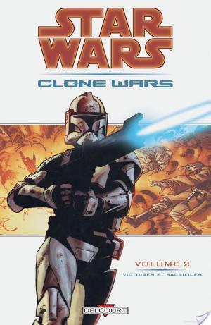 Affiche Star Wars - Clone Wars T02