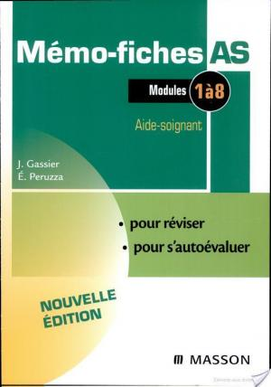 Affiche Mémo-Fiches AS - Modules 1 à 8