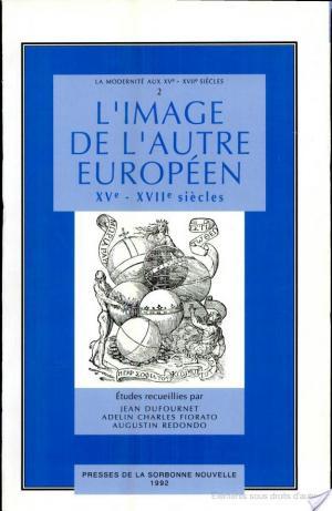 Affiche L'Image de l'autre Européen