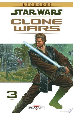 Affiche Star Wars - Clone Wars T03