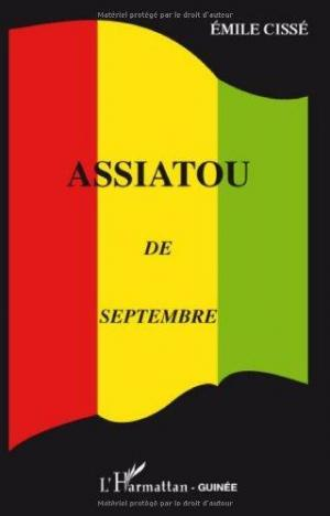 Affiche Assiatou de septembre