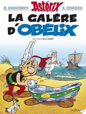 Affiche Astérix - La Galère d'Obélix -