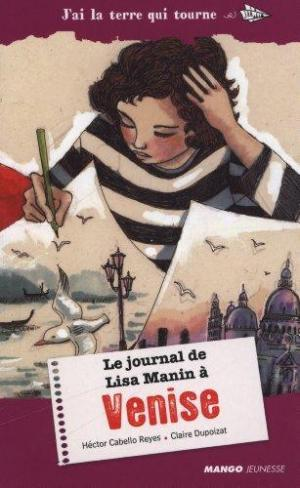 Affiche Le journal de Lisa Manin à Venise