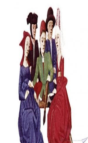 Affiche Lumière du Moyen Age