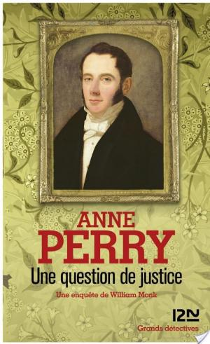 Affiche Une question de justice