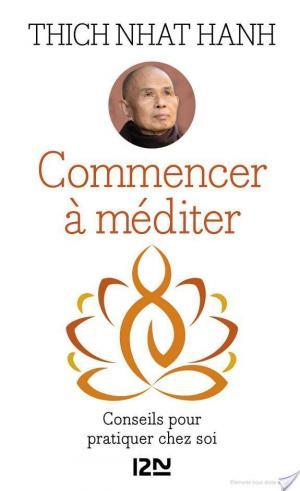 Affiche Commencer à méditer