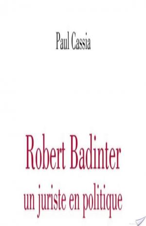 Affiche Robert Badinter, un juriste en politique