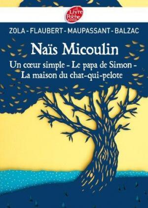 Affiche Naïs Micoulin ; Un coeur simple ; Le papa de Simon ; La maison du