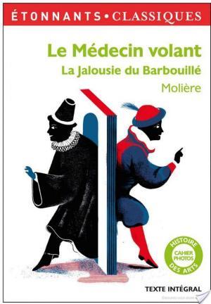 Affiche Le Médecin volant, La Jalousie du Barbouillé