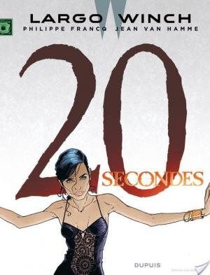 Affiche Largo Winch - Tome 20 - 20 secondes