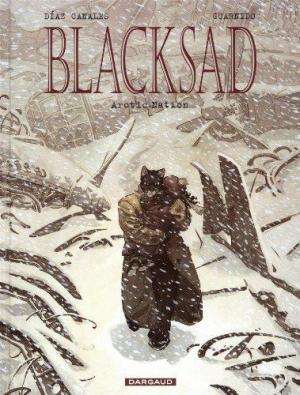 Affiche Blacksad