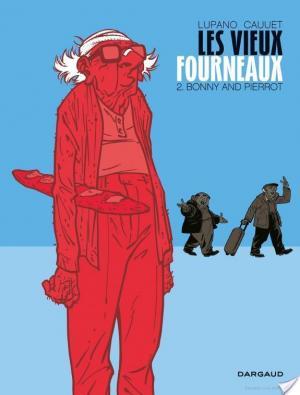 Affiche Les vieux fourneaux - Tome 2 - Bonny and Pierrot