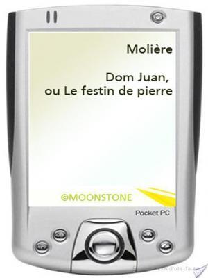 Affiche Dom Juan ou Le Festin de pierre