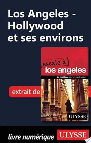 Affiche Los Angeles - Hollywood et ses environs