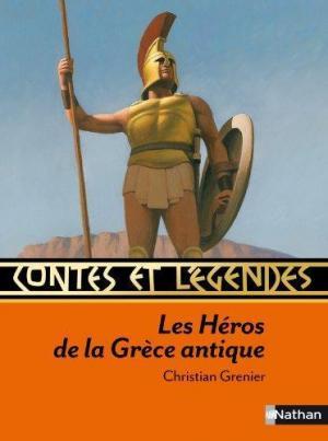 Affiche Les Héros de la Grèce antique