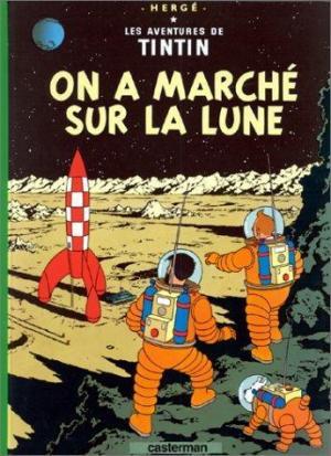 Affiche On a marché sur la lune