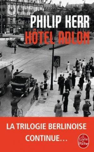 Affiche Hôtel Adlon
