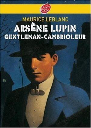Affiche Arsène Lupin gentleman-cambrioleur