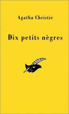 Affiche Dix petits nègres