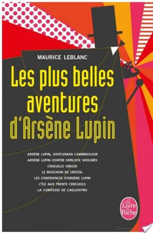 Affiche Les Plus Belles Aventures d'Arsène Lupin