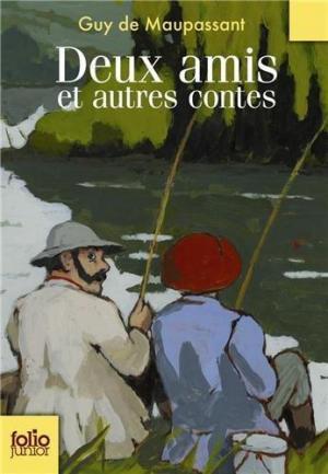 Affiche Deux amis et autres contes