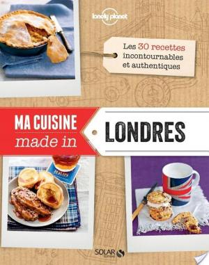Affiche Ma cuisine made in Londres - Lonely Planet Solar