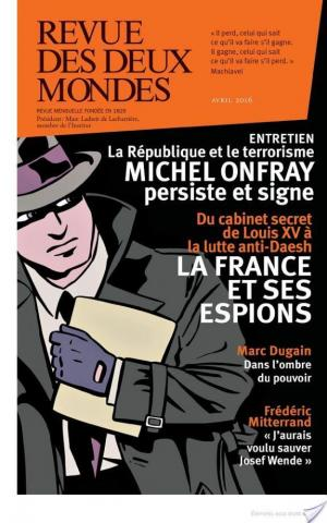 Affiche La France et ses espions