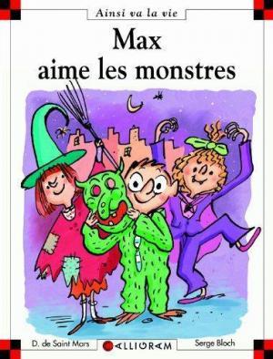 Affiche Max aime les monstres