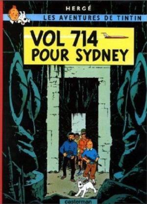 Affiche Vol 714 pour Sydney