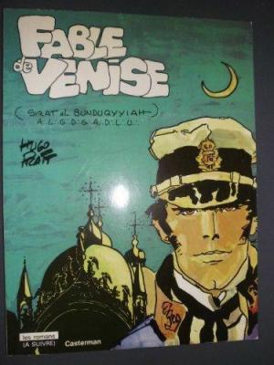 Affiche Fable de Venise