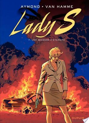 Affiche Lady S. - Tome 7 - Une seconde d'éternité