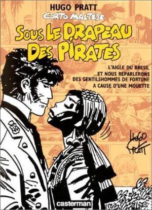 Affiche Sous le drapeau des pirates