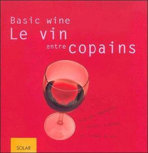 Affiche Le vin entre copains